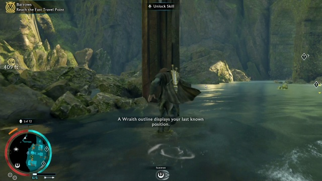 Get to the Nurnen Barrows Middle Earth: Shadow of War Guide