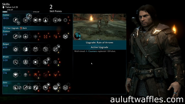 The Best Skills and Upgrades Middle Earth: Shadow of War