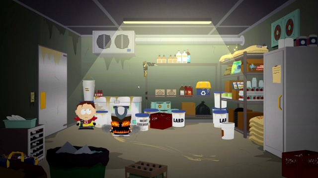 Find Gin and Tonic and Special Ingredients for DJ The Bowels of the Beast South Park: The Fractured But Whole