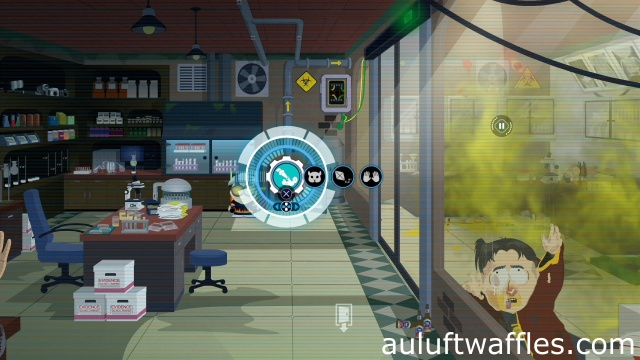Get Past Skeleton Door Find Classi South Park: The Fractured But Whole