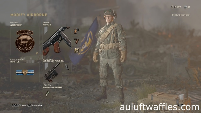 M1928 Soldier Best Class Setup Call of Duty: WW2 Weapon Guide