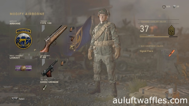 Type 100 Soldier Best Class Setup Call of Duty: WW2 Weapon Guide