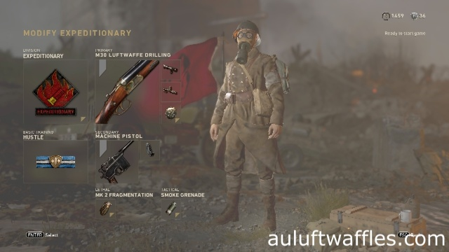 M30 Luftwaffe Drilling Soldier Best Class Setup Call of Duty: WW2 Weapon Guide