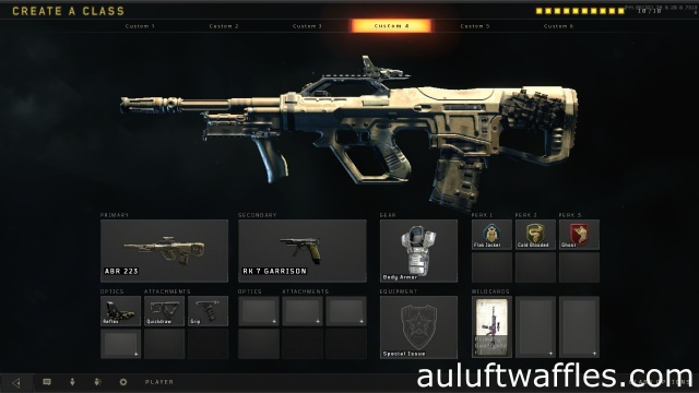 ABR 223 Tactical Rifle Best Class Setup Call of Duty Black Ops 4