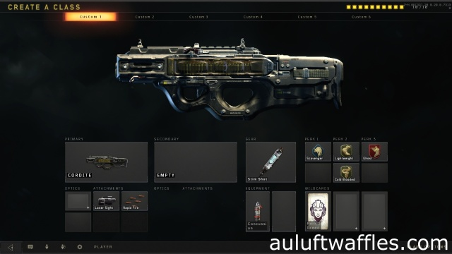 Cordite Submachine Gun Best Class Setup Call of Duty Black Ops 4