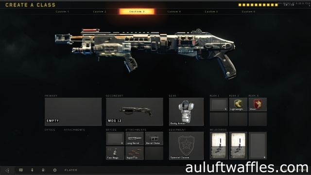 MOG 12 Best Class Setup Call of Duty Black Ops 4